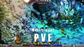 Mad World Gameplay Trailer - HTML5 MMORPG