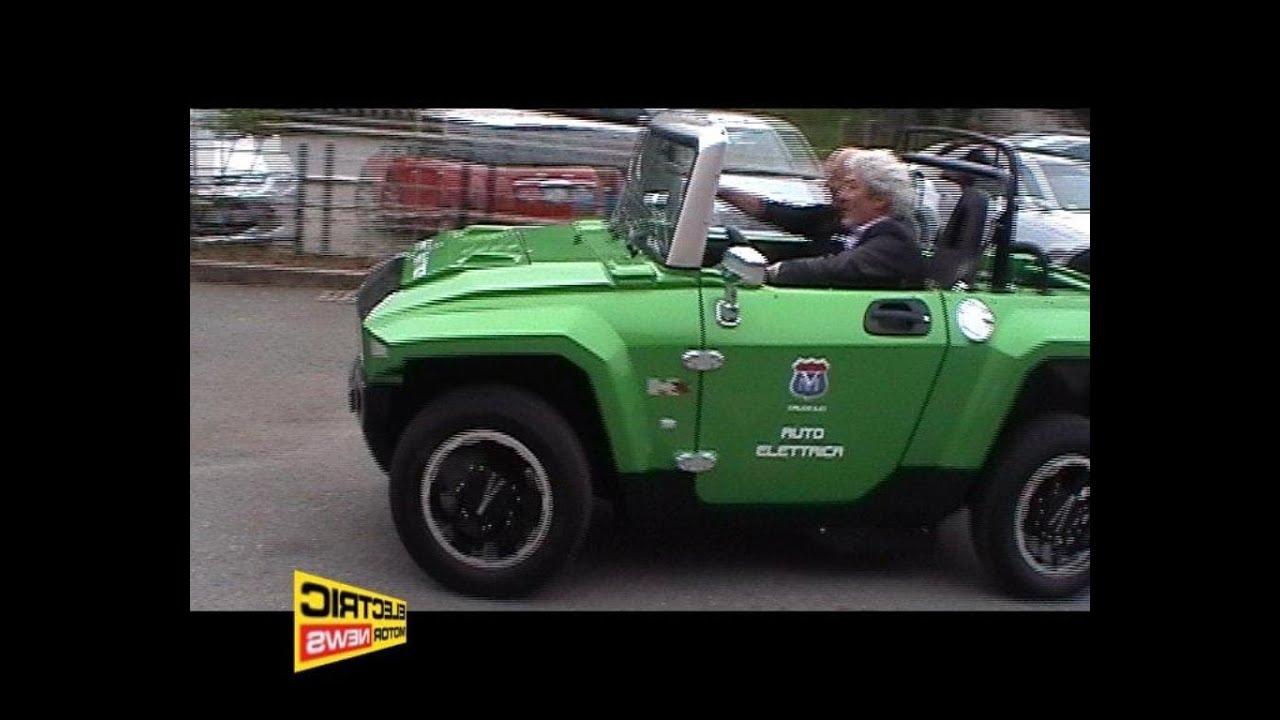 Lorenzo Villa Motors House Con Mini Hummer Electric Motor News N 11 2017 You