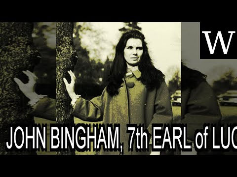 JOHN BINGHAM, 7th EARL of LUCAN - WikiVidi Documentary
