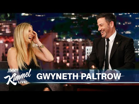 Gwyneth Paltrow on Her Kids, Magic Mushrooms & Vagina Candles