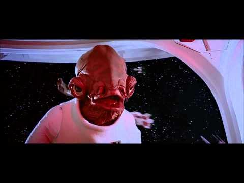 "Admiral Ackbar - ""It's A Trap!"""
