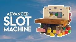 Compact & Customizable Slot Machine   Java 1.15.2+ Redstone Tutorial