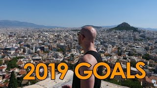 My 2019 Goals And Resolutions