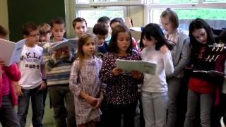 """La chorale : """"Ulysse"""" de Ridan"""
