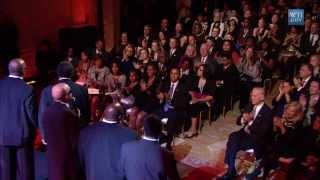 The Blind Boys Of Alabama Perform 34 I 39 M Free At Last 34 In Performance At The White House