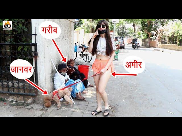 ये कैसी समय की धारा है भगवान् जानवर से भी बदतर हो गया इन्सान Arbaz Khan GF Giorgia Andriani Spotted