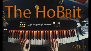 The Hobbit Theme | The Misty Mountains Cold | 2019 [Piano Cover] 4K