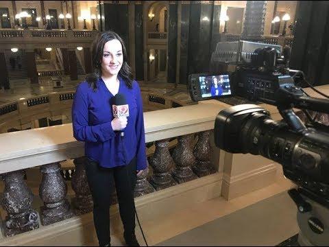 Courtney Terlecki ReporterAnchor Reel 2018