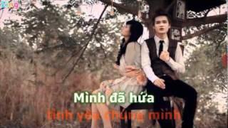 Khac Viet - Yeu Lai Tu Dau (Karaoke)