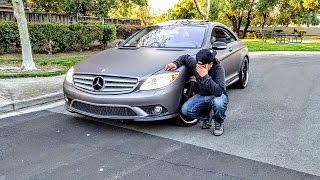"""Why I Don't Want A Mercedes-Benz No More?"
