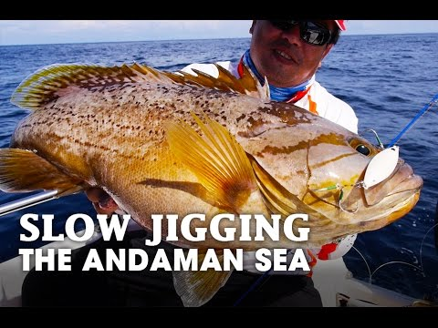 Gomoku Slow Jigging The Andaman Sea