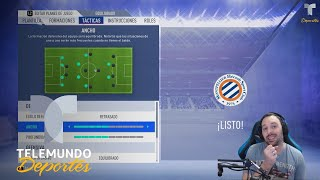 New tutorial for the best tactics in FIFA 19! New patch update (ESP) | eSports | Telemundo Deportes