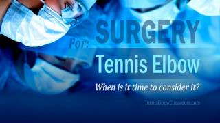 Massage Tutorial: TENNIS ELBOW (Lateral Epicondylitis).