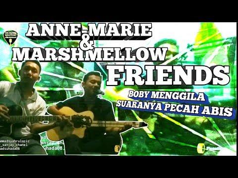 CLIVER Entertainment - Friends (Live Cover Akustik Anne-Marrie & Marshmellow)