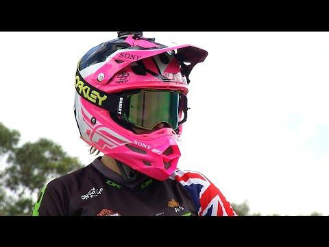 BMX Webisode  #SIX8series EPISODE 1 - Caroline Buchanan