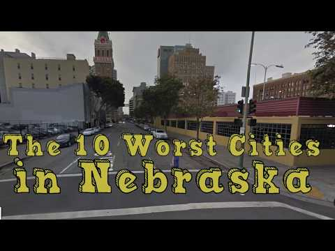 The 10 Worst Cities In Nebraska Explained