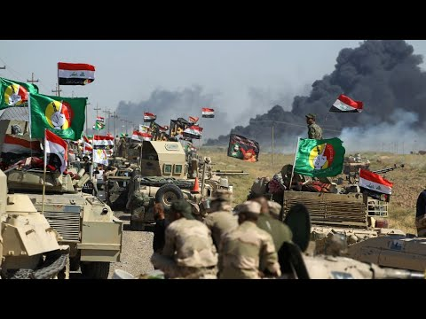 Iraq: Army forces 'recapture' town of Hawija from Islamic State group