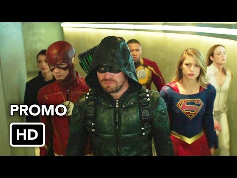 Arrow, The Flash, Legends of Tomorrow & Supergirl: DCTV Crisis on Earth-X - promo #02