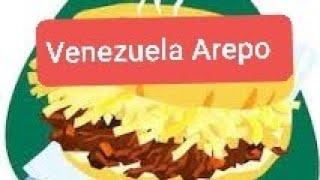 Arepo, tradicia manĝaĵo el Venezuelo
