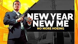 GTA 5 Online Stream - New Year, New Me | GTA V Funny Moments