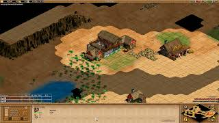 Age of Empires 2 CQ-Spanish mirror game