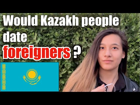 Would you date a foreigner ? | Kazakhstan street interview
