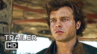 SOLO: A STAR WARS STORY Official Trailer #2 (2018) Han Solo Movie HD thumbnail