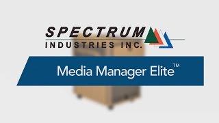 Media Manager Elite Lectern