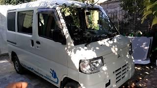 Mitsubishi minicab miev ( обзор ) делюсь впечатлениями о машине