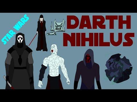 Star Wars Legends: Darth Nihilus (Old EU)