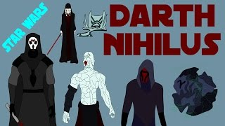 Star Wars Legends: Darth Nihilus (Old EU)