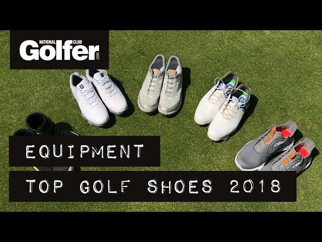 Top 5 golf shoes 2018 | Equipment