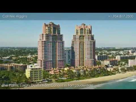 Luxury Oceanfront Residence 6A at The Palms, 2110 N Ocean Blvd, Fort Lauderdale, FL 33305