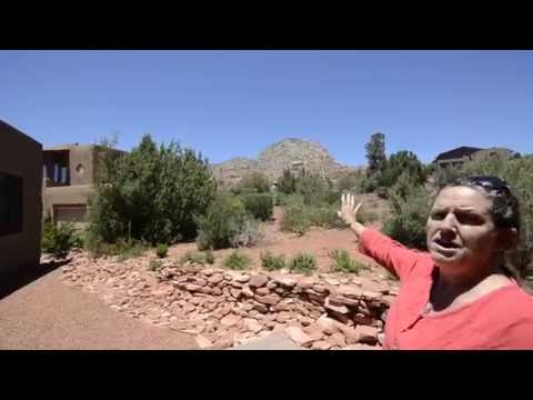 Sedona Home:  New Construction