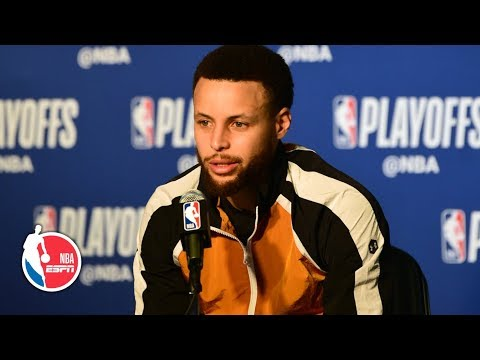 Steph Curry on Game 5 loss: Warriors 'lack of intensity came back to bite us' | 2019 NBA Playoffs