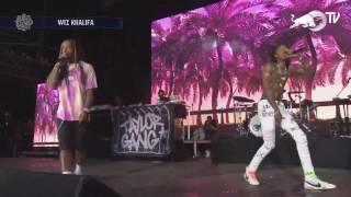 Wiz Khalifa & Ty Dolla $ign @ Lollapalooza - Something New (LIVE)