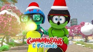 """Gummy Bear Show """"Merry Christmas"""" Episode 19 Gummibär And Friends"""