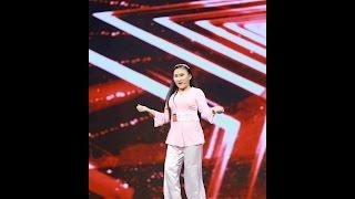 vietnams got talent 2016 - tap 5 - hat va nhay han quoc - huynh thi thu ngan