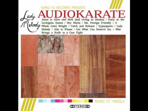 audio karate - lady melody