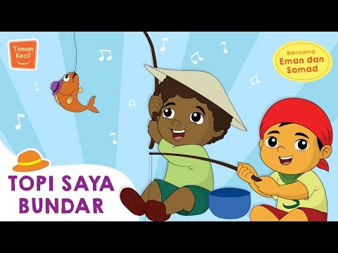 Download Mp3 Gratis Lagu Anak Topi Saya Bundar
