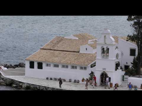 The Vlacherna Monastery / Corfu 2017