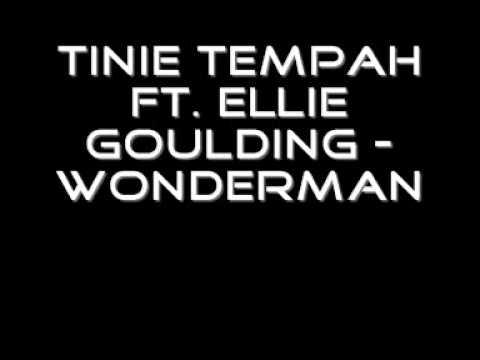Tinie Tempah Ft Ellie Goulding  Wonderman!