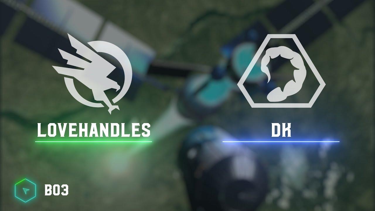 Lovehandles(GDI) vs DK(Nod) - Bo3 - Tiberian Dawn