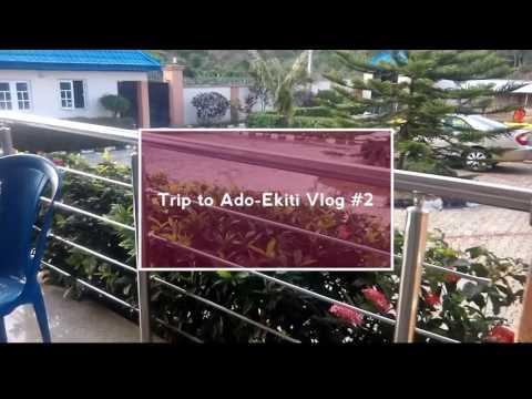 Trip to Ado-Ekiti Vlog #2