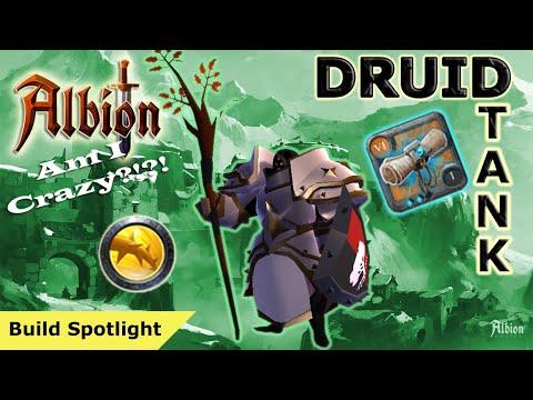 Druid Tank | Build Spotlight | Albion Online
