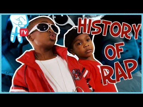 History Of Rap (Jimmy Fallon & Justin Timberlake PARODY) - Crazy I Say Ep. 42
