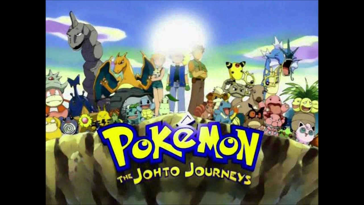 Pokemon Opening 3 Audio English - YouTube