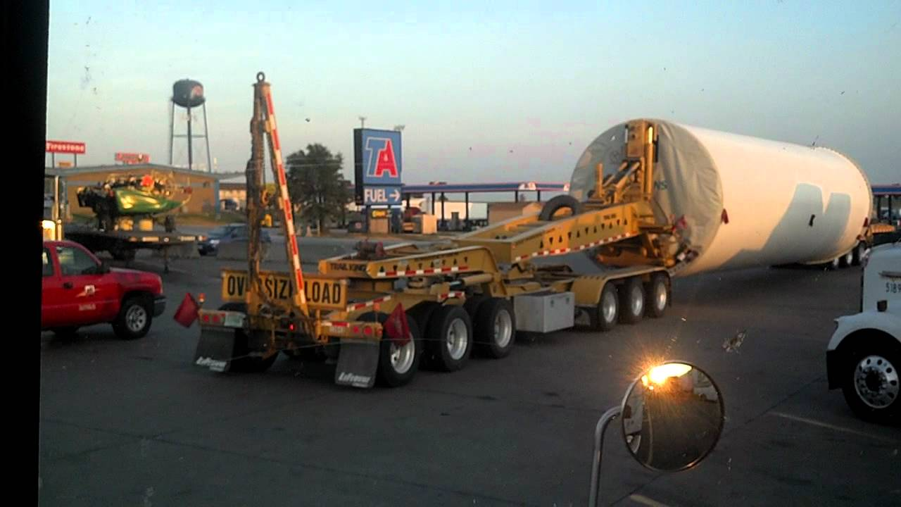 Oversize Load Biggest In The World Youtube
