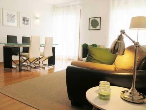 Penthouse- 2bedrooms and Garage - Lisboa - Portugal