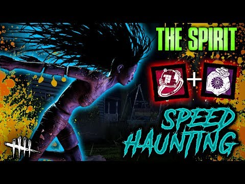SPEED HAUNTING! [#241] Dead by Daylight with HybridPanda [THE SPIRIT]